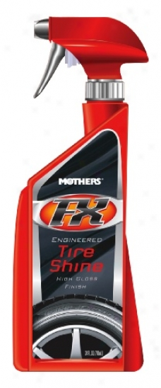 Mothers Fx Engineere dTire Shine