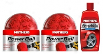 Motherss Powerball 2 Pack In the opinion of Mothers Powermetal Aluminum