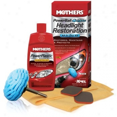 Mothers Powerball 4 Headlights