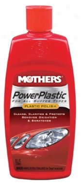 Mothets Powerplastic Plastic Polish