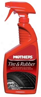 Mothers Tire & Rubber Cleaner