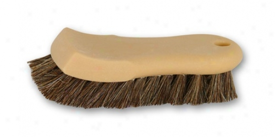 Natural Horse Hair Interior Uphosltery Brush