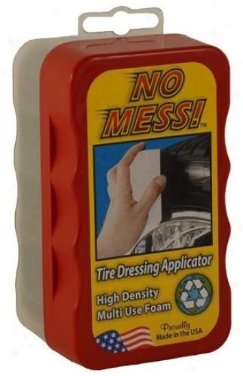 No Mess Tire Applicator