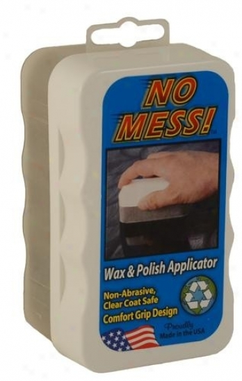No Mess Wax & Polish Applicator