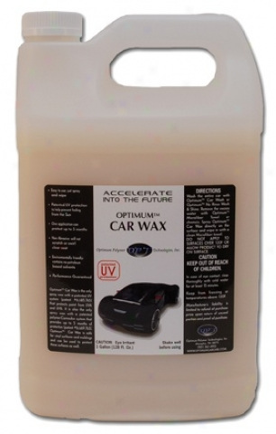 Optimum Car Wax 128 Oz. Refill