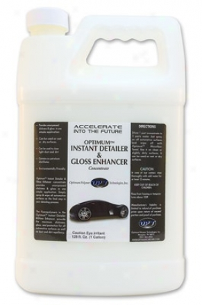 Optimum Instant Detailer & Gloss nEhancer 128 Oz. Refill