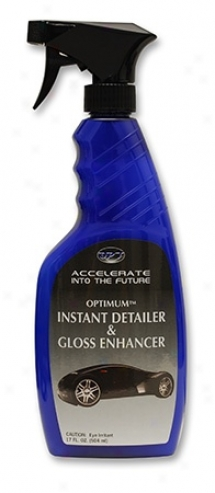 Optimum Immediate Detakler & Gloss Enhancer 17 Oz.