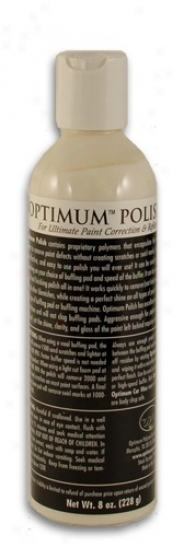 Optimum Polish Ii 8 Oz.