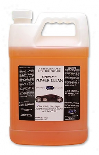 Optimum Power Clean™ All Purppose Cleaner 128 Oz. Refill