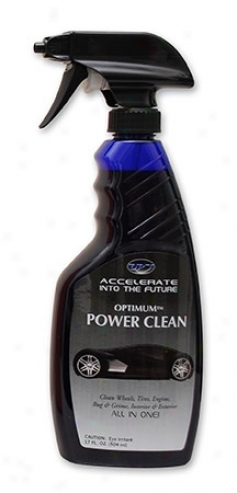 Optimum Power Clean All Purpose Cleaner  17 Oz.