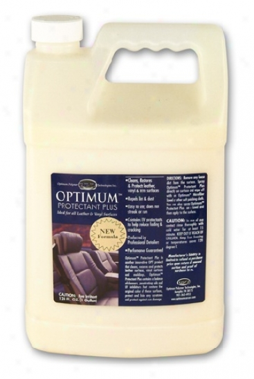 Optimum Protectant Pllus, 128 Oz.  Refill