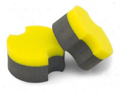 P21s Foam Wax Applicators 2 Pack