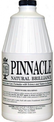 Pinnacle Bodywork Shampoo 64 Oz.