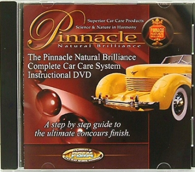 Pinnacle Complete Car Charge System Instructional How-to Dvd