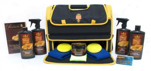 Pinnacle Complete Detialing Tool Bag Kit