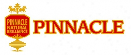 Pinnacle Logo Sticker - Large