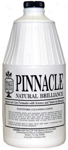 Pinnacle Paintwork Cleansing Lotion 64 Oz.