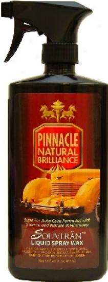 "Pinnacle Souveranâ""¢ Liquid Spray Wax  Buy One, Get One Ready!"