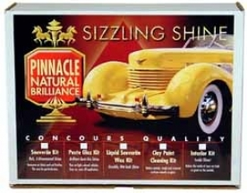 Pinnacle Total Inland/ Exterior Detailing Kit Free Dvd!