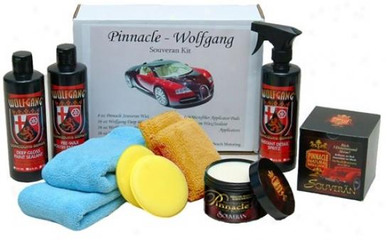 Pinnacle - Wolfgang Souveran™ Kit