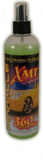 Pinnacle Xmt 36O Spray Wax