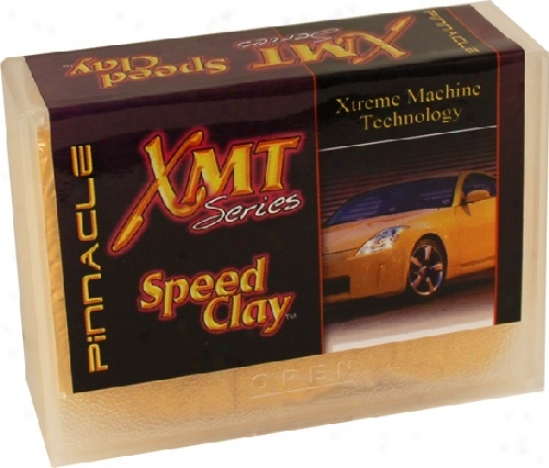 Pinnacle Xmt Speed Clay
