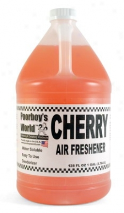 Poorboy's World Air Freshener 128 Oz. - Cherry