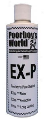Poorboy's World Ex-p Sealant 32 Oz.