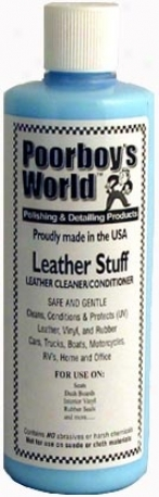Poorboys World Leather Essence 32 Oz.