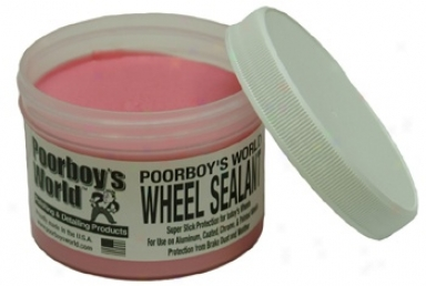 Poorboy?s World Wheel Sealant