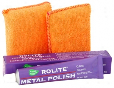 Rolite Metal Polish Bundle #1