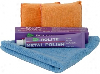 Rolite Metal Polish Bundle #2