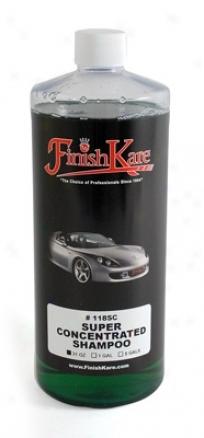 Step 3 Finish Karre 118 Super Concentrated Shampoo 31 Oz.