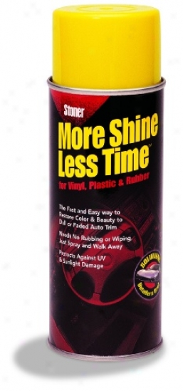 Stoner More Shine Less Time  Spra6