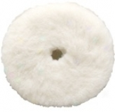 The Edge 2000 White 6 Inch Ultrafine Australian Lambswool Pad