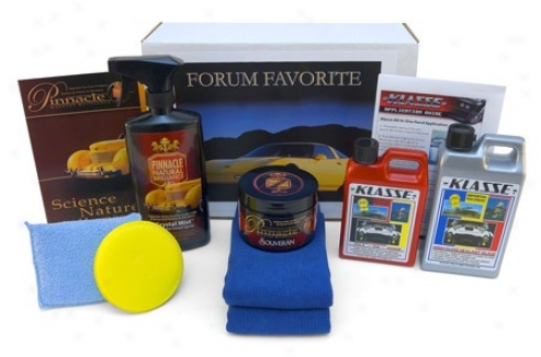 The Forum Favorite Kit