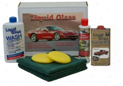 The Liquid Glass Complete Kit