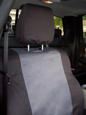 Two Tone Custom Denim Seat Covers In the place of Barter, Front, Or Suv