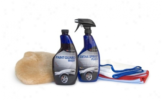 Most remote Autospa Car Wash & Maintain Kit