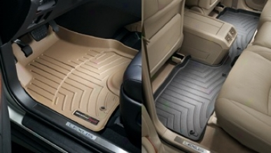 Weathertech Floorliners Finish Set (1st, 2nd, 3rd Row)