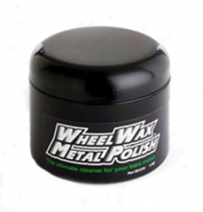 Whirl Wax Metal Polish