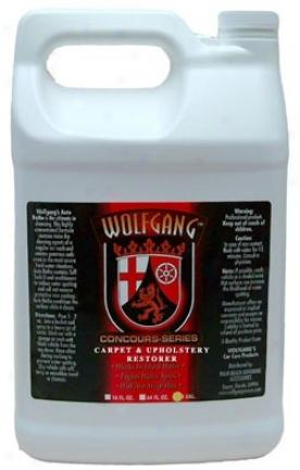 Wolfgang Carpet & Upholstery Restorer 128 Oz.