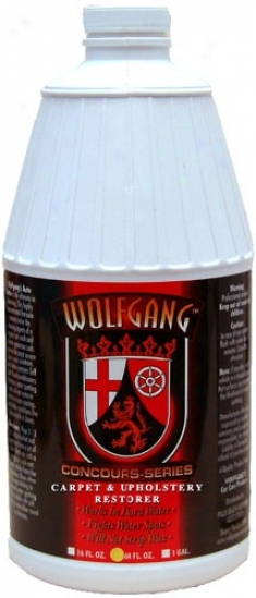 Wolfgang Carpet & Upholstery Restorer 64 Oz.