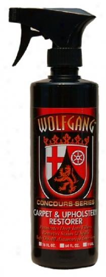 Wolfgang Carpet & Upholstery Restorer