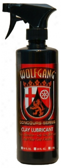 Wolfgzng Flesh Lubricant