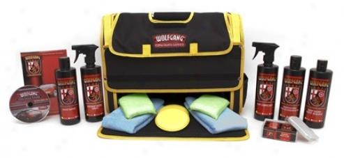 Wolfgang Complete Detailing Tool Bag Kit