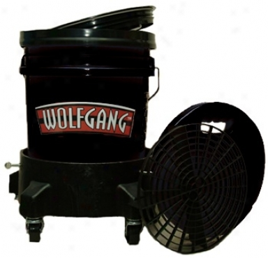 Wolfgang Complete Wash System With Dolly  Availble In Murky, Red, & Clear