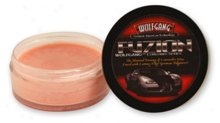 Wolfgang F�zion Carnauba Polymer Estate Wax  3 Oz. Mini