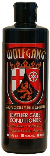 Wolfgang Leather Care Conditioner