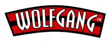 Wolfgang Logo Sticker - Large